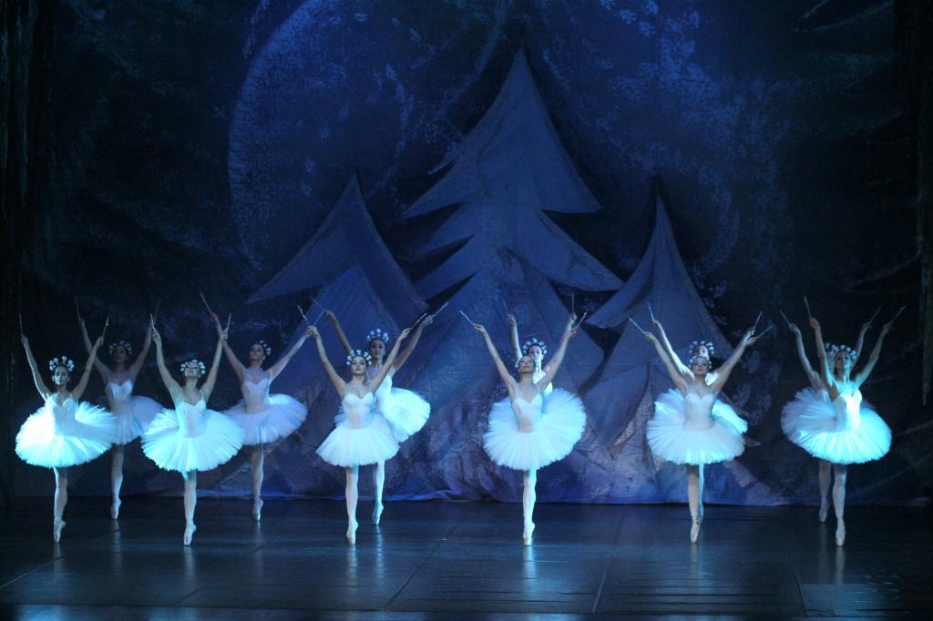русский классический балет москвы под руководством х.усманова