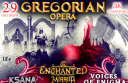 "GREGORIAN OPERA ""ENCHANTED MIRROR"". KSANA & VOICES OF ENIGMA"